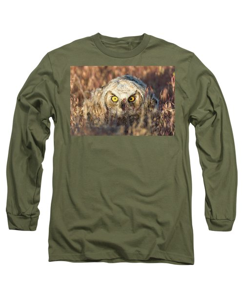 Incognito Long Sleeve T-Shirt by Scott Warner