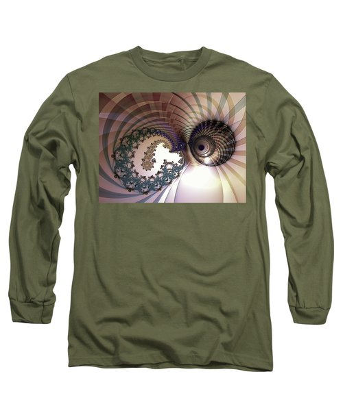 Incompatible Elements Long Sleeve T-Shirt by Casey Kotas