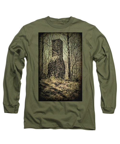 Indestructible Long Sleeve T-Shirt by Betty Pauwels