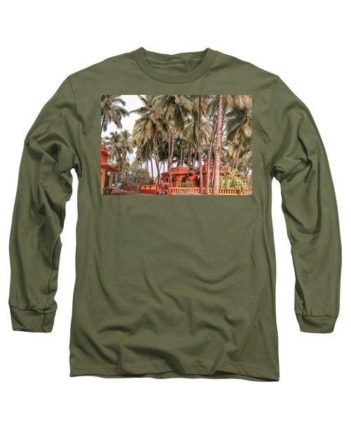 India House Long Sleeve T-Shirt