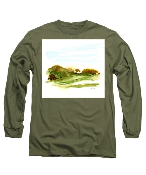 Indian Hill Groton Ma Long Sleeve T-Shirt