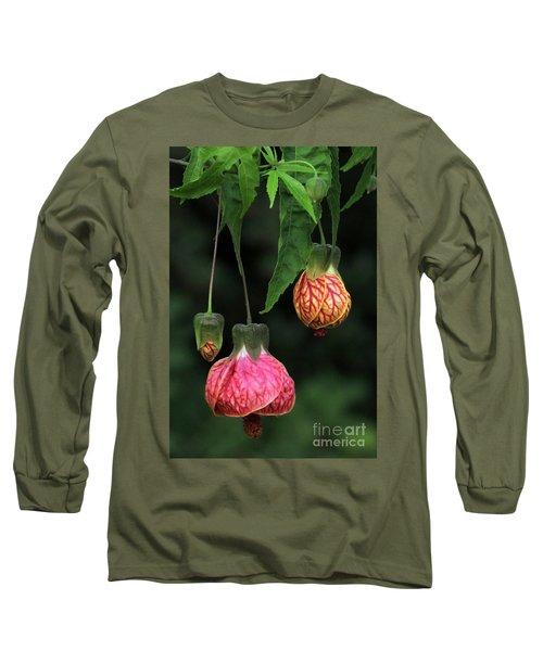 Indian Mallow Long Sleeve T-Shirt