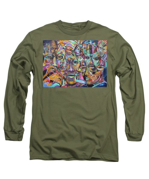 Indigenous Long Sleeve T-Shirt