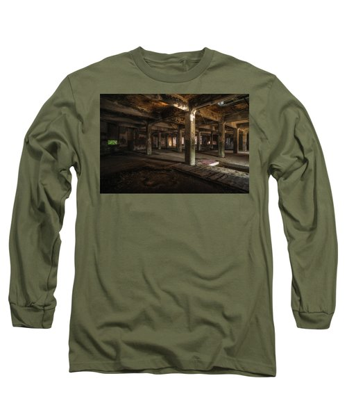 Industrial Catacombs Long Sleeve T-Shirt