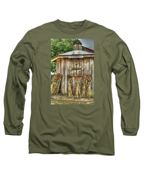 Infarmation Long Sleeve T-Shirt