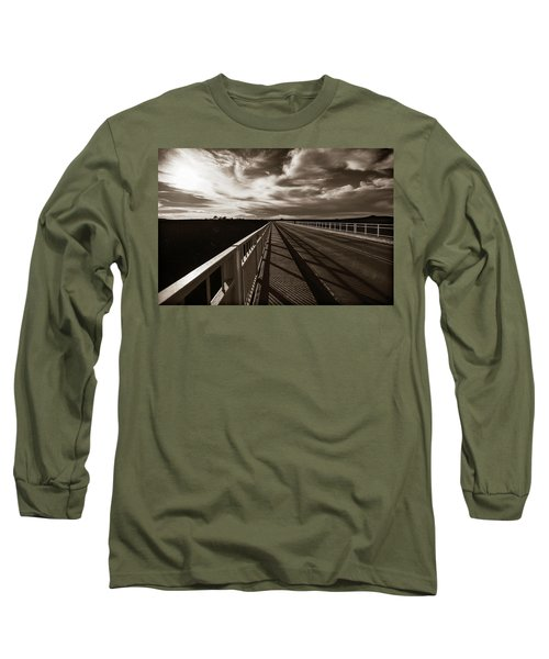 Long Sleeve T-Shirt featuring the photograph Infinity by Marilyn Hunt