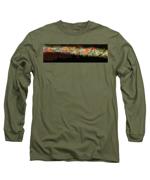 Inky Inky Night II Long Sleeve T-Shirt