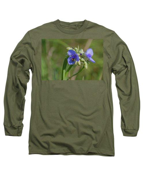 Long Sleeve T-Shirt featuring the photograph Inl-12 by Ellen Lentsch