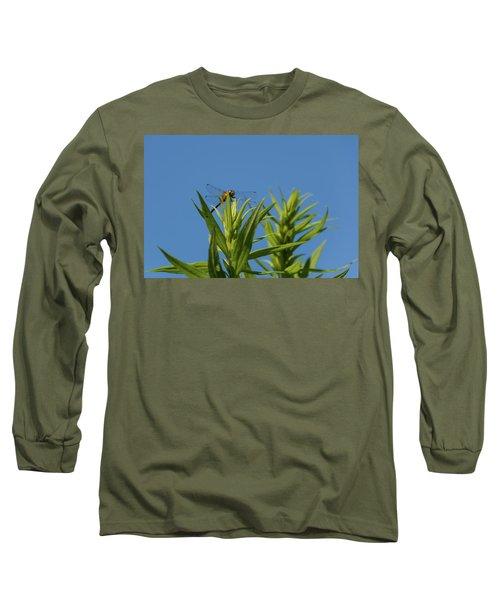Long Sleeve T-Shirt featuring the photograph Inl-6 by Ellen Lentsch