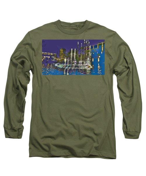 inside the heart of Glendale - 200,000 hearts beat Long Sleeve T-Shirt