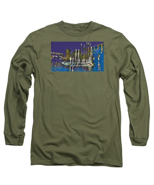 inside the heart of Glendale - 200,000 hearts beat Long Sleeve T-Shirt