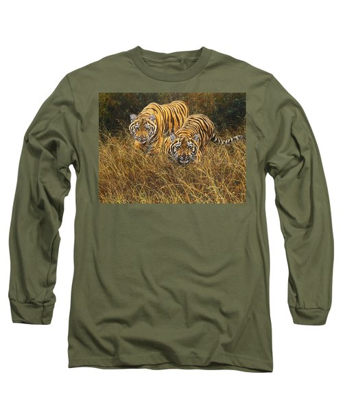 Intent Long Sleeve T-Shirt