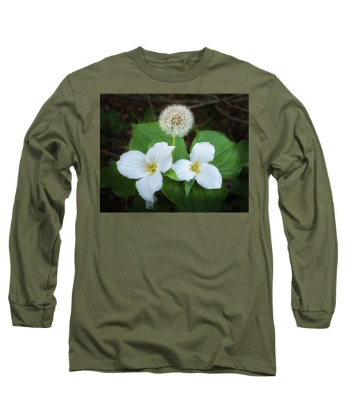 Long Sleeve T-Shirt featuring the photograph Interloper by Bill Pevlor