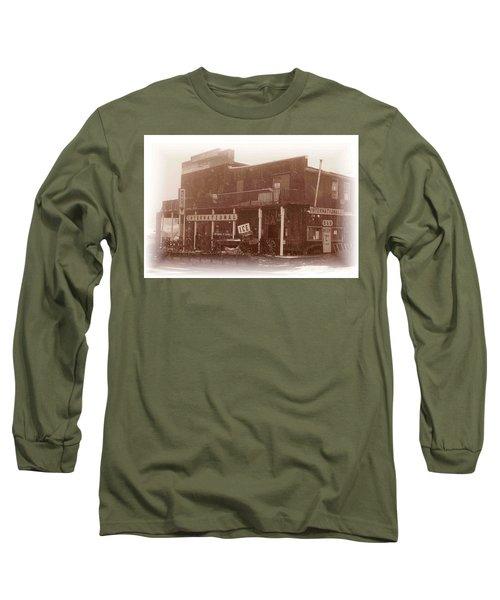 International Cafe Long Sleeve T-Shirt