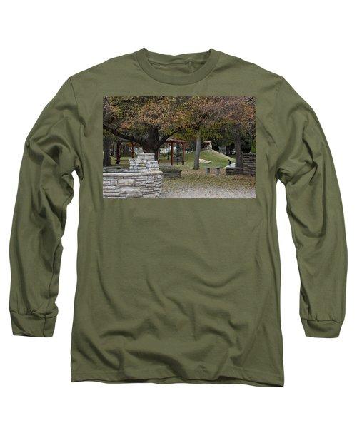 International Peace Garden Long Sleeve T-Shirt