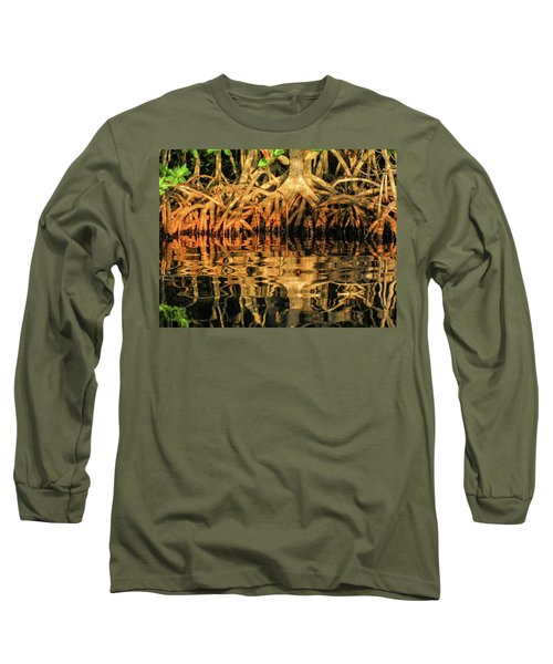 Intertwined Long Sleeve T-Shirt
