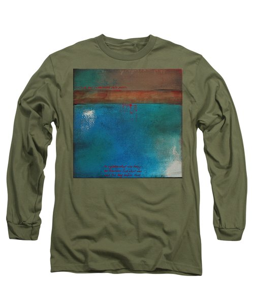 Into The Wisp 1 Long Sleeve T-Shirt