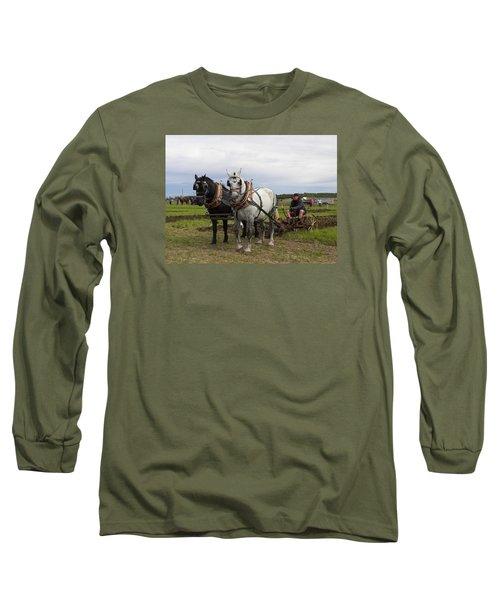 Ipm 3 Long Sleeve T-Shirt