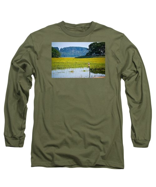 Ipswich Nature Preserve  Long Sleeve T-Shirt