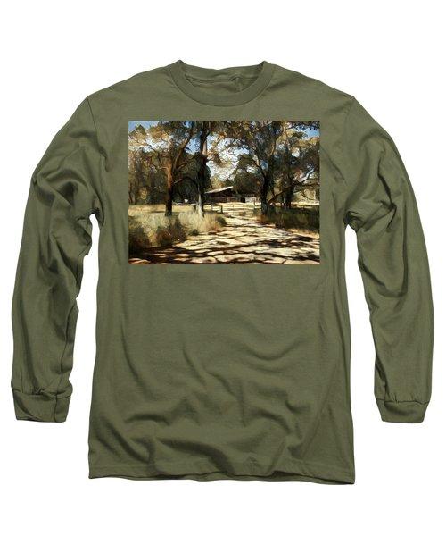 Iris Barn Long Sleeve T-Shirt