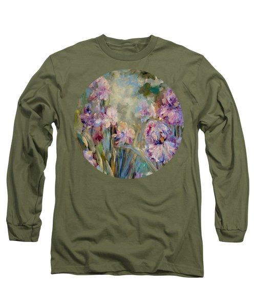 Iris Garden Long Sleeve T-Shirt