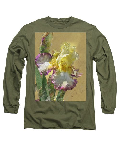 Iris, 'kiss Of Kisses' Long Sleeve T-Shirt