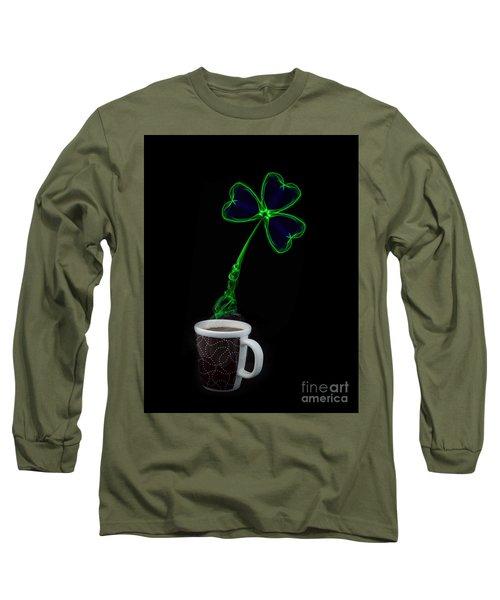 Irish Coffee Long Sleeve T-Shirt