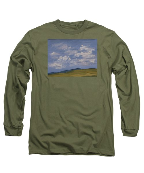 Irish Sky Long Sleeve T-Shirt