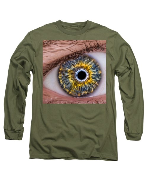 iRobot Eye v2.o Long Sleeve T-Shirt