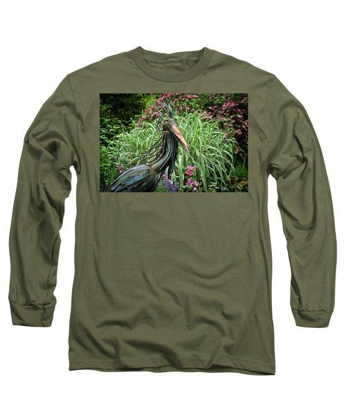 Iron Bird Long Sleeve T-Shirt