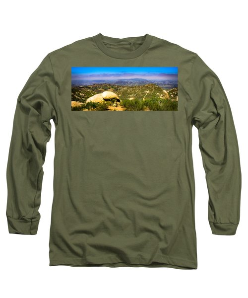 Iron Mountain View Long Sleeve T-Shirt