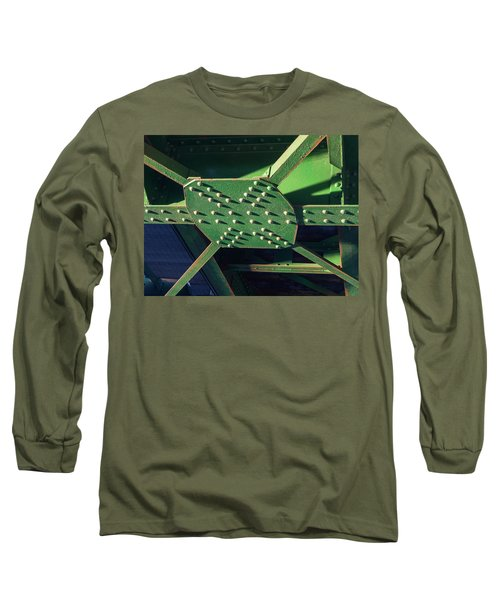 Iron Rail Bridge Long Sleeve T-Shirt