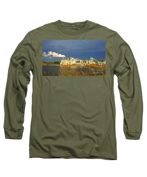 Irving Mill Long Sleeve T-Shirt