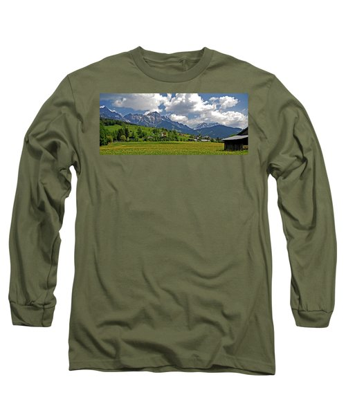 Is There More To Life Than This ... Long Sleeve T-Shirt by Juergen Weiss