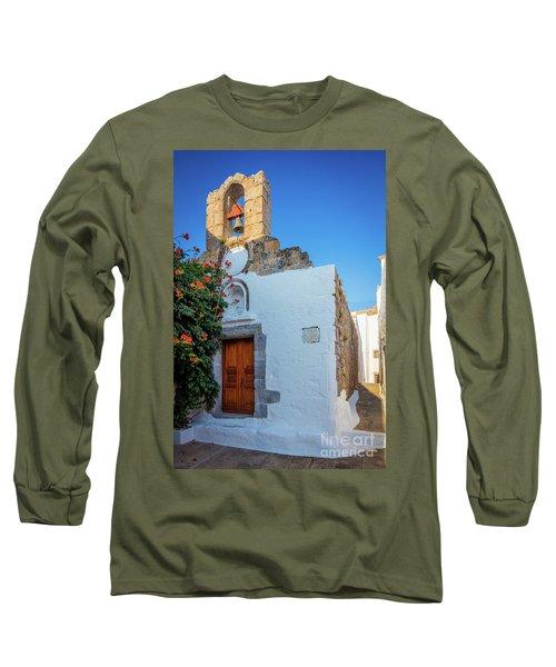 Island Chapel Long Sleeve T-Shirt