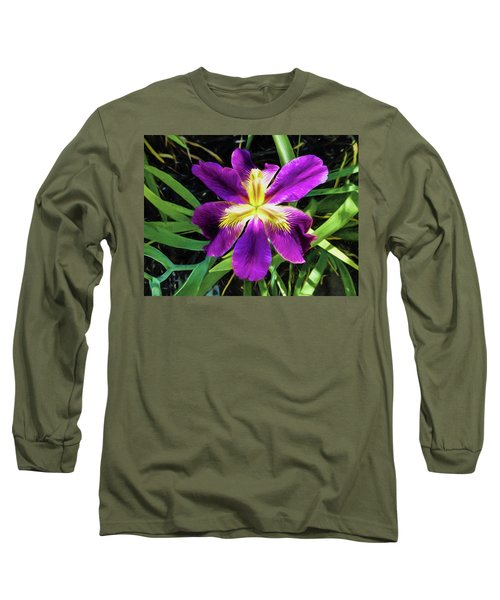 Island Iris 2 Long Sleeve T-Shirt