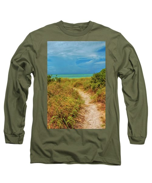 Island Path Long Sleeve T-Shirt