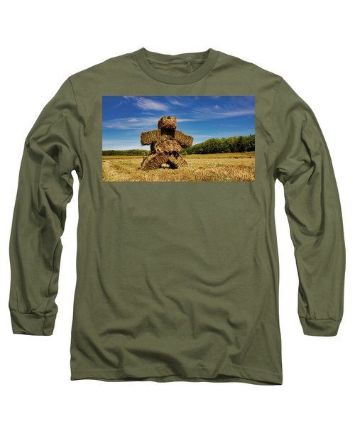 Island Strawman Long Sleeve T-Shirt