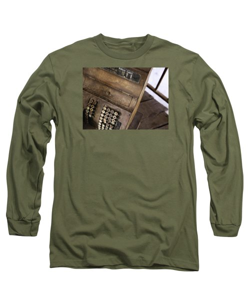 It All Adds Up Long Sleeve T-Shirt