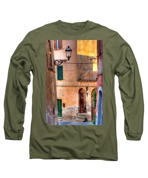 Italian Alley Long Sleeve T-Shirt