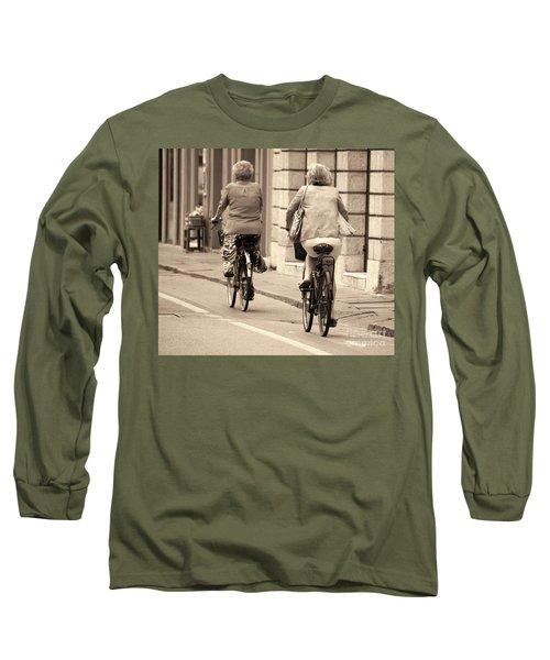 Italian Lifestyle Long Sleeve T-Shirt