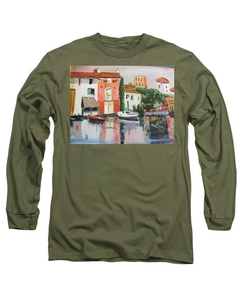 Italian Marina Long Sleeve T-Shirt