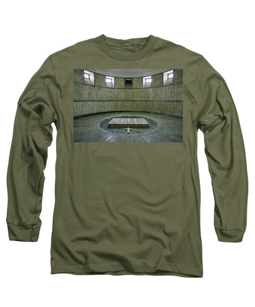 Long Sleeve T-Shirt featuring the photograph Italian World War One Shrine #2 by Stuart Litoff