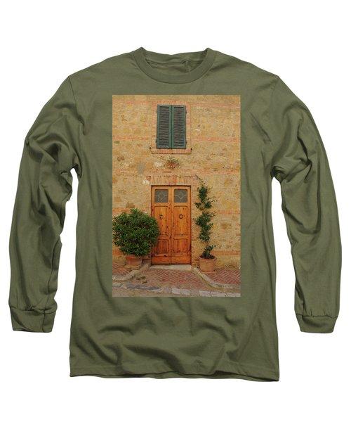 Italy - Door Nine Long Sleeve T-Shirt