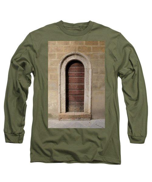 Italy - Door Ten Long Sleeve T-Shirt