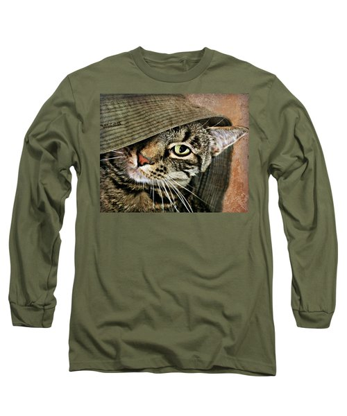 It's All About Me Long Sleeve T-Shirt by Kathy M Krause