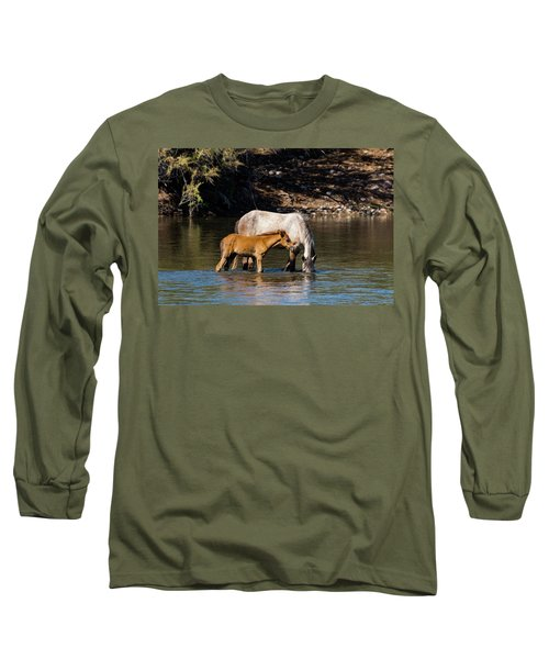 It's In Here Somewhere Long Sleeve T-Shirt