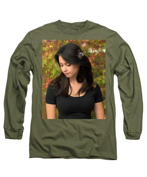 Ivana 3 Long Sleeve T-Shirt