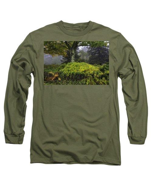 Ivy Garden Long Sleeve T-Shirt