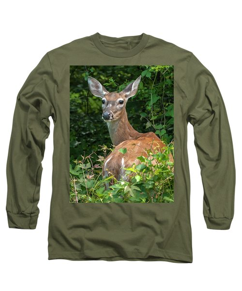 Ivy League Doe Long Sleeve T-Shirt
